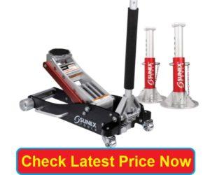Sunex 6603ASJ 3 Ton Aluminum Floor Jack Review